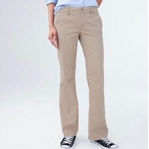 Aeropostale classic twill uniform pant